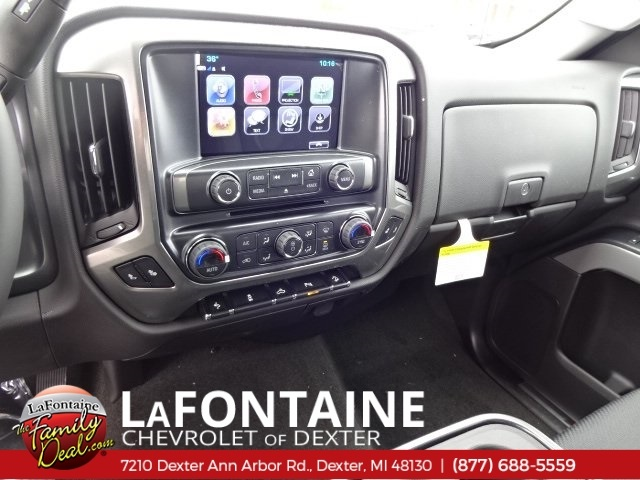 2018 Silverado 1500 Double Cab 4x4,  Pickup #18C1423 - photo 23