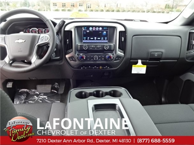 2018 Silverado 1500 Double Cab 4x4,  Pickup #18C1423 - photo 33