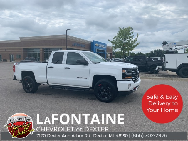 2018 Silverado 1500 Double Cab 4x4, Pickup #18C1424 - photo 1