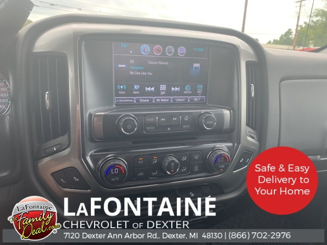 2018 Silverado 1500 Double Cab 4x4, Pickup #18C1424 - photo 16
