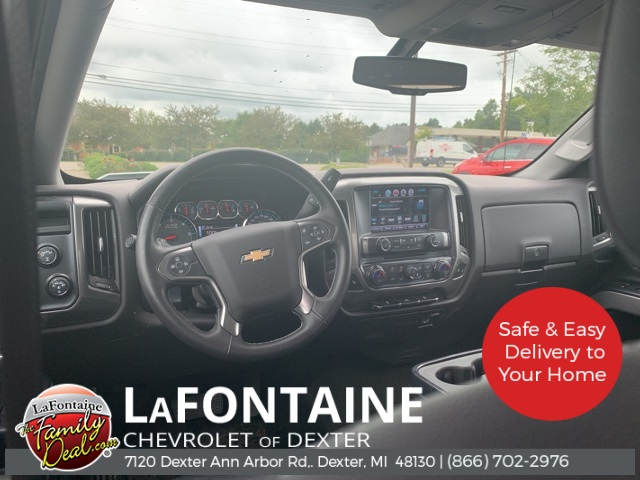 2018 Silverado 1500 Double Cab 4x4, Pickup #18C1424 - photo 18