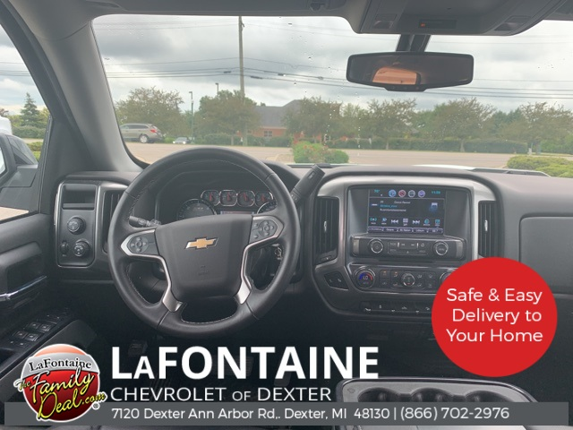 2018 Silverado 1500 Double Cab 4x4, Pickup #18C1424 - photo 19