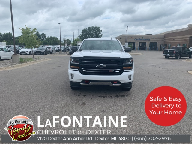 2018 Silverado 1500 Double Cab 4x4, Pickup #18C1424 - photo 2