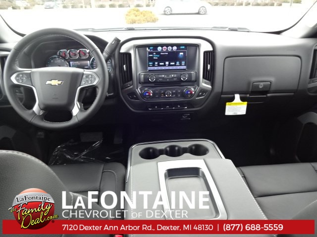 2018 Silverado 1500 Double Cab 4x4, Pickup #18C1424 - photo 25