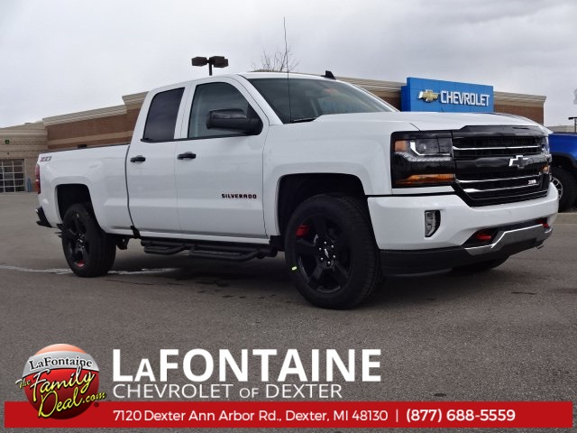 2018 Silverado 1500 Double Cab 4x4, Pickup #18C1424 - photo 40