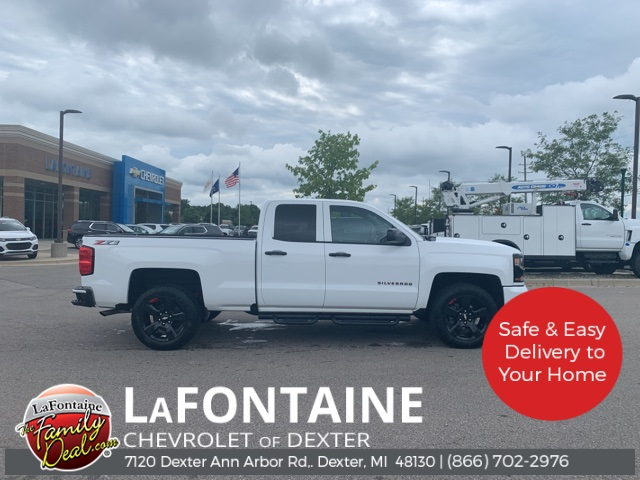 2018 Silverado 1500 Double Cab 4x4, Pickup #18C1424 - photo 8
