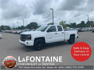 2018 Silverado 1500 Double Cab 4x4, Pickup #18C1424 - photo 3
