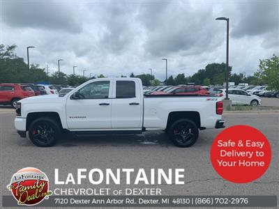 2018 Silverado 1500 Double Cab 4x4, Pickup #18C1424 - photo 4