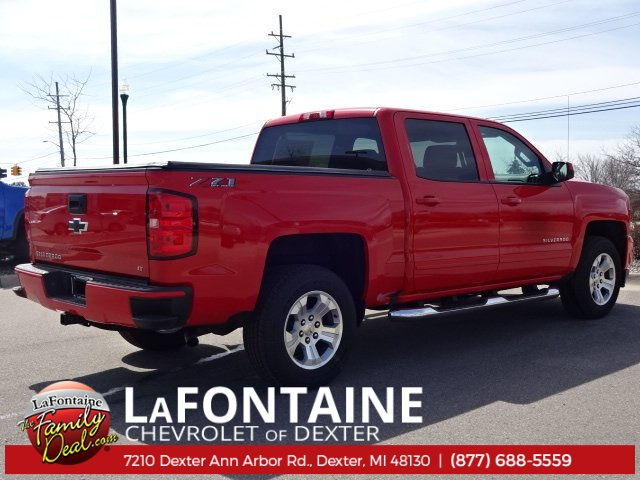 2018 Silverado 1500 Crew Cab 4x4, Pickup #18C1426 - photo 2