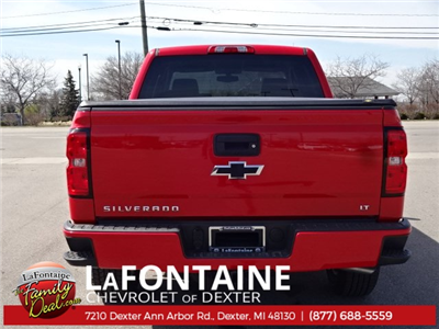 2018 Silverado 1500 Crew Cab 4x4, Pickup #18C1426 - photo 35