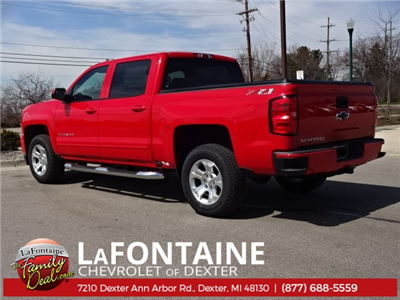 2018 Silverado 1500 Crew Cab 4x4, Pickup #18C1426 - photo 3