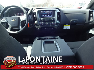 2018 Silverado 1500 Crew Cab 4x4, Pickup #18C1426 - photo 5
