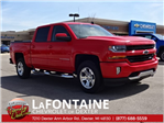 2018 Silverado 1500 Crew Cab 4x4, Pickup #18C1426 - photo 1
