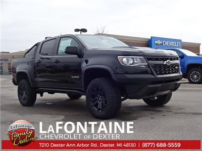 2018 Colorado Crew Cab 4x4,  Pickup #18C1428 - photo 1