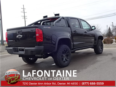 2018 Colorado Crew Cab 4x4,  Pickup #18C1428 - photo 2