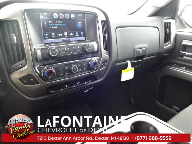2018 Silverado 1500 Double Cab 4x4, Pickup #18C1466 - photo 16