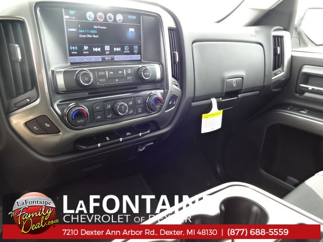2018 Silverado 1500 Double Cab 4x4, Pickup #18C1466 - photo 25