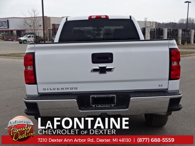 2018 Silverado 1500 Double Cab 4x4, Pickup #18C1466 - photo 34