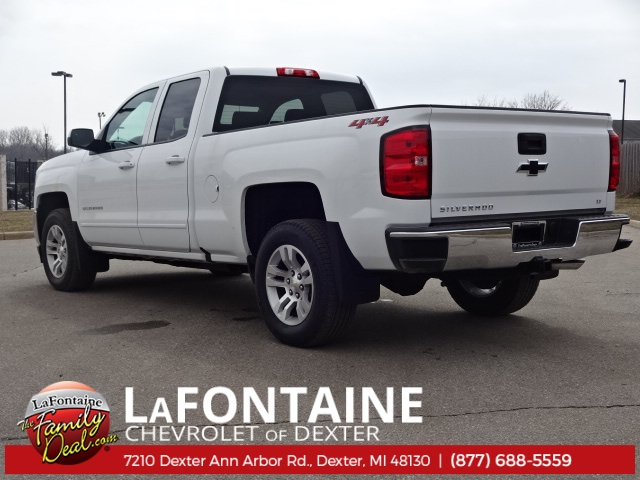 2018 Silverado 1500 Double Cab 4x4, Pickup #18C1466 - photo 3