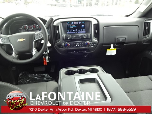 2018 Silverado 1500 Double Cab 4x4, Pickup #18C1466 - photo 5
