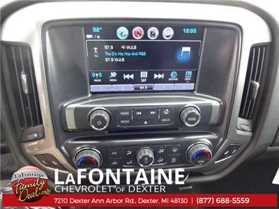 2018 Silverado 1500 Double Cab 4x4, Pickup #18C1466 - photo 17
