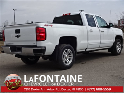 2018 Silverado 1500 Double Cab 4x4, Pickup #18C1466 - photo 2