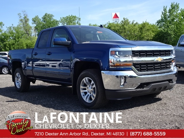 2018 Silverado 1500 Double Cab 4x4,  Pickup #18C1476 - photo 1
