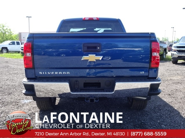 2018 Silverado 1500 Double Cab 4x4,  Pickup #18C1476 - photo 4