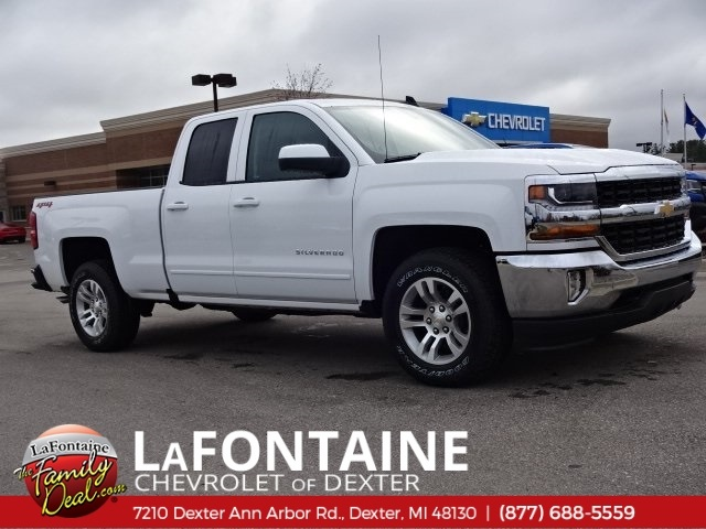 2018 Silverado 1500 Double Cab 4x4,  Pickup #18C1488 - photo 1
