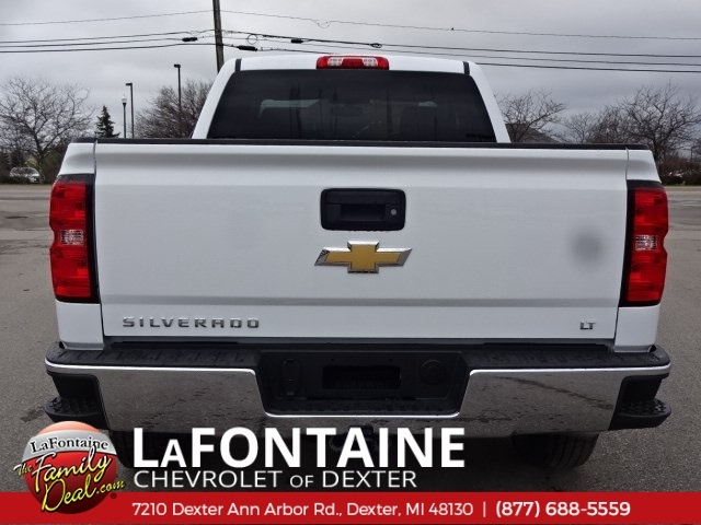 2018 Silverado 1500 Double Cab 4x4,  Pickup #18C1488 - photo 4