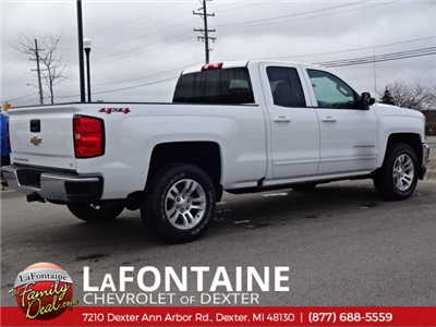 2018 Silverado 1500 Double Cab 4x4,  Pickup #18C1488 - photo 2