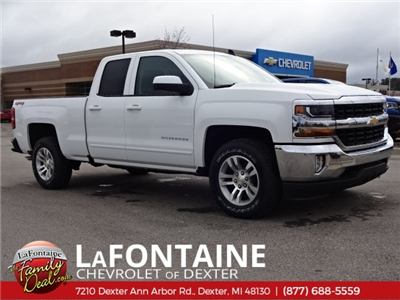 2018 Silverado 1500 Double Cab 4x4,  Pickup #18C1488 - photo 12