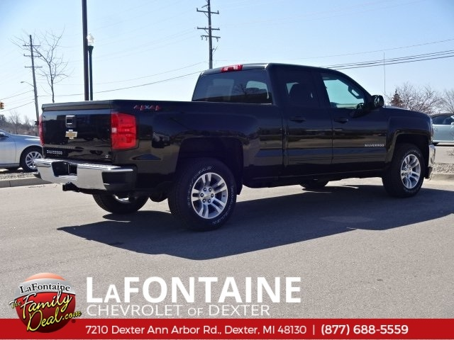 2018 Silverado 1500 Double Cab 4x4,  Pickup #18C1489 - photo 2