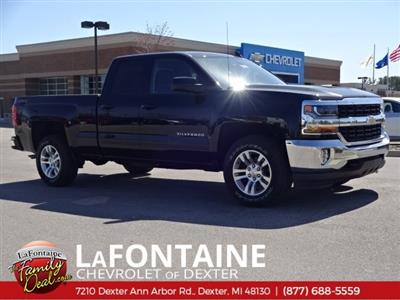 2018 Silverado 1500 Double Cab 4x4,  Pickup #18C1489 - photo 1