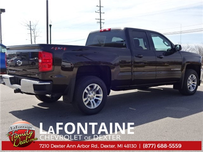 2018 Silverado 1500 Double Cab 4x4,  Pickup #18C1492 - photo 2