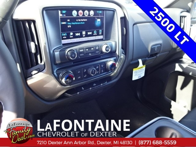 2018 Silverado 2500 Double Cab 4x4,  Pickup #18C1498 - photo 22