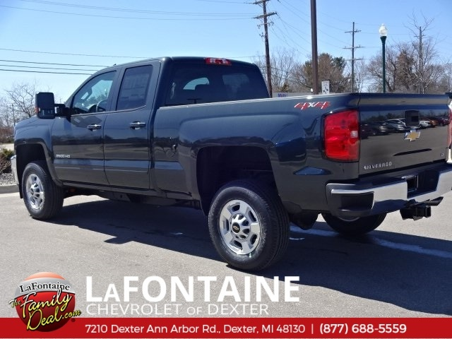 2018 Silverado 2500 Double Cab 4x4,  Pickup #18C1498 - photo 6