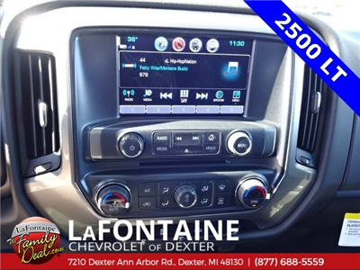 2018 Silverado 2500 Double Cab 4x4,  Pickup #18C1498 - photo 23
