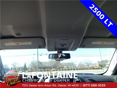 2018 Silverado 2500 Double Cab 4x4,  Pickup #18C1498 - photo 32