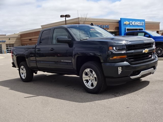 2018 Silverado 1500 Double Cab 4x4, Pickup #18C1499 - photo 1