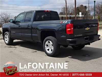 2018 Silverado 1500 Double Cab 4x4, Pickup #18C1499 - photo 3