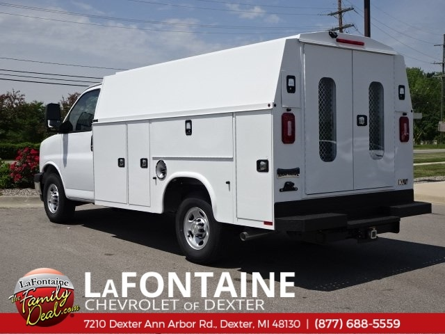 2018 Express 3500 4x2,  Service Utility Van #18C1509 - photo 8