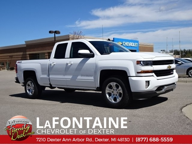 2018 Silverado 1500 Double Cab 4x4,  Pickup #18C1578 - photo 1