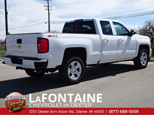 2018 Silverado 1500 Double Cab 4x4,  Pickup #18C1578 - photo 2