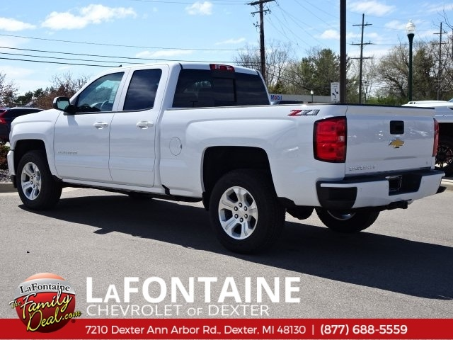 2018 Silverado 1500 Double Cab 4x4,  Pickup #18C1578 - photo 3