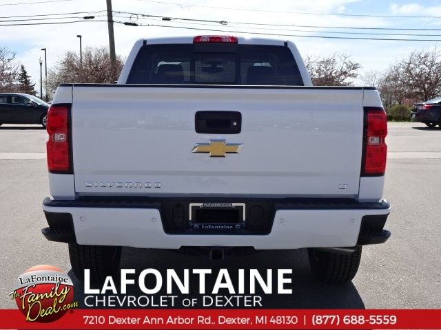 2018 Silverado 1500 Double Cab 4x4,  Pickup #18C1578 - photo 4