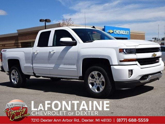 2018 Silverado 1500 Double Cab 4x4,  Pickup #18C1578 - photo 12