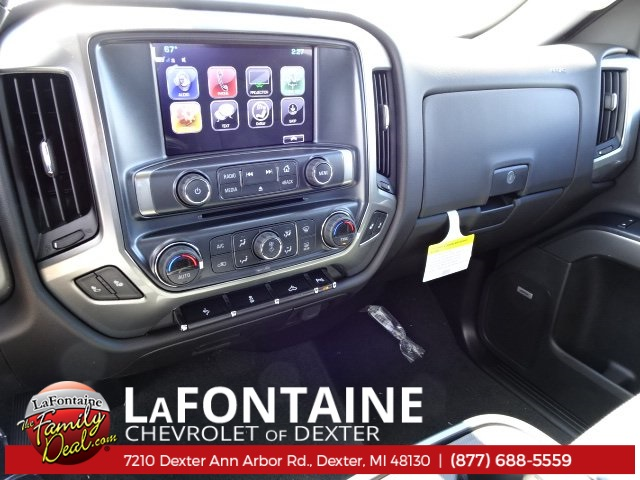 2018 Silverado 1500 Double Cab 4x4,  Pickup #18C1610 - photo 17