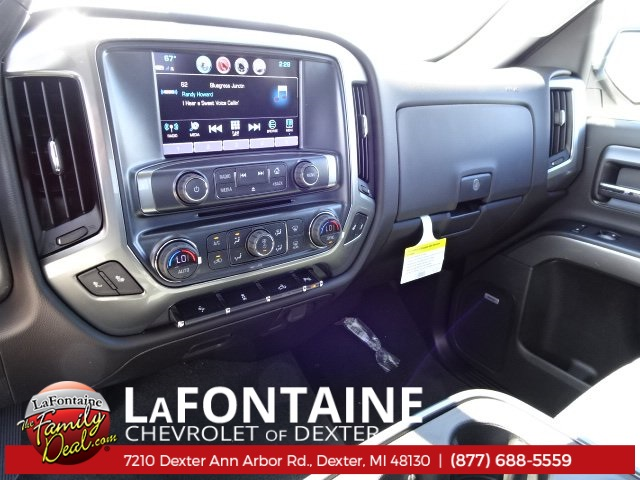 2018 Silverado 1500 Double Cab 4x4,  Pickup #18C1610 - photo 26