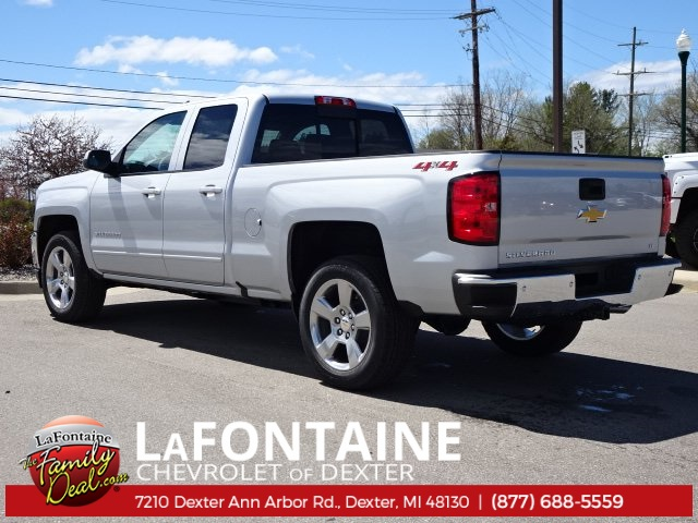 2018 Silverado 1500 Double Cab 4x4,  Pickup #18C1610 - photo 3
